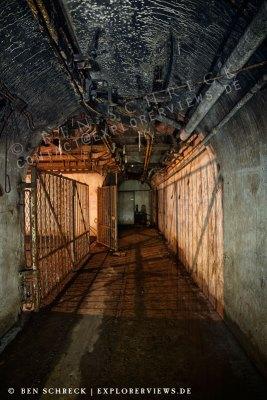 Bunker Munitionslager Bilder einer Zeitreise
