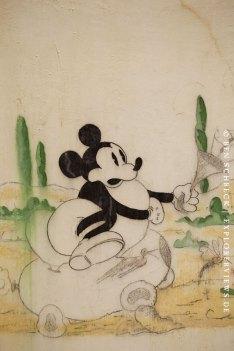 Mickey Cross Petit Ouvrage -Bois de Bousse