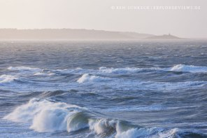 Pleherel Plage Vague