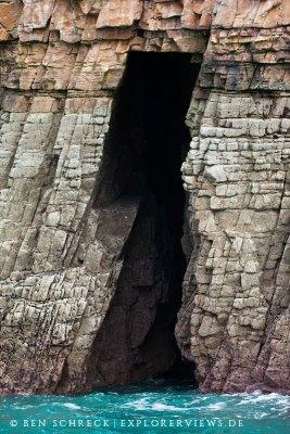 Meer Grotte Bretagne