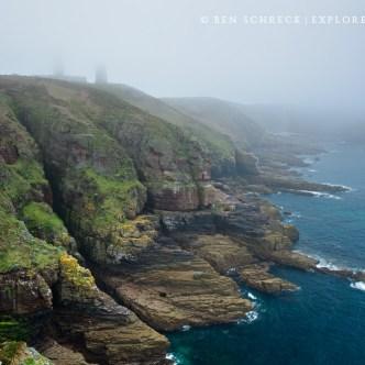 Nebel Cap Frehel Fotos