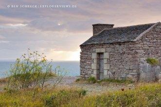Maison en pierre vue mer
