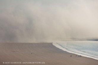 Brume maree Erquy
