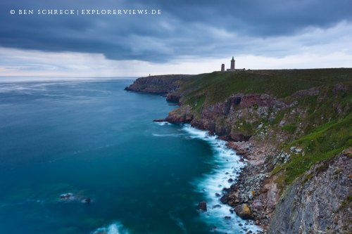 Meer Leuchtturm Bretagne
