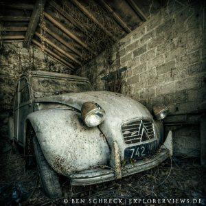 2 CV CAR