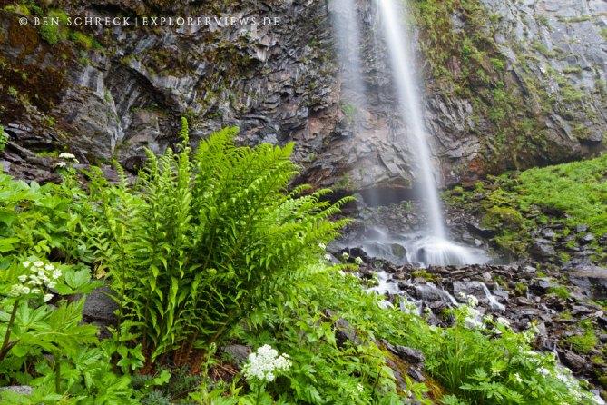 Grand Cascade Mont Dore