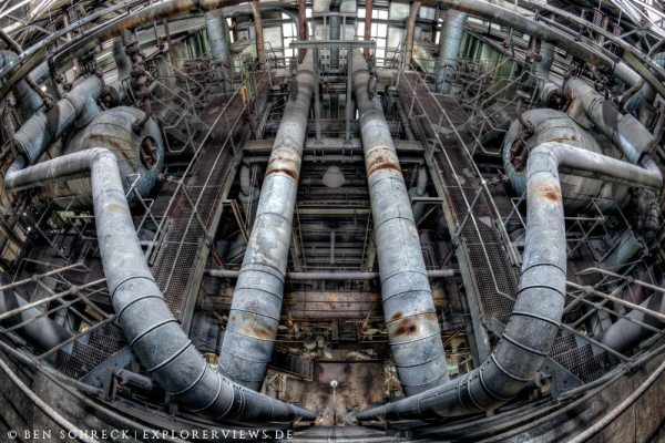 Pipes Symmetry