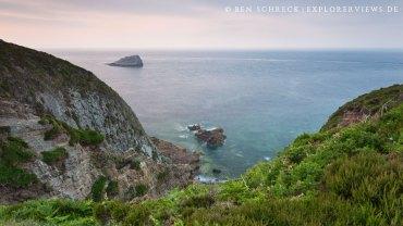 Wilde Küste Bretagne