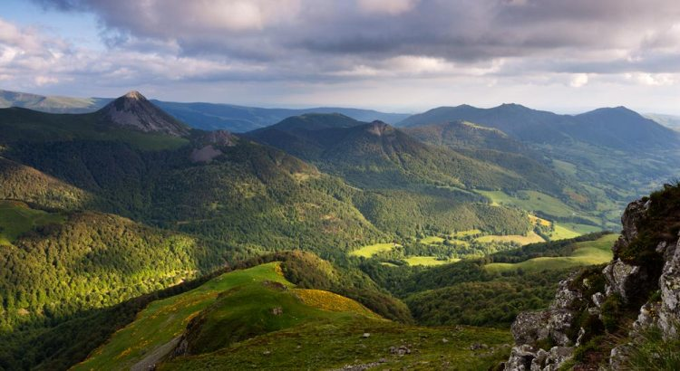 Auvergne Cantal Griou 1928