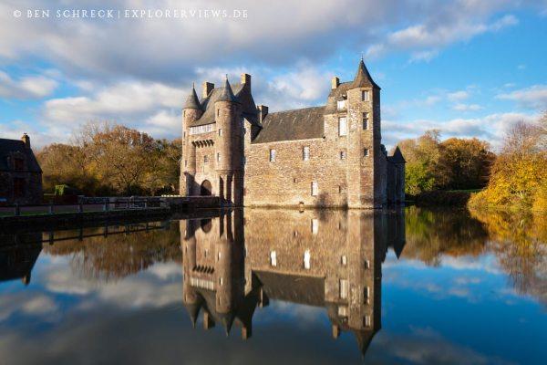 Chateau Trecesson Broceliande