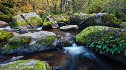 Cascade de Gouet Bretagne