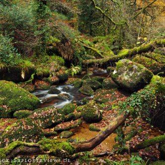Chaos granit Bretagne Toul Goulic