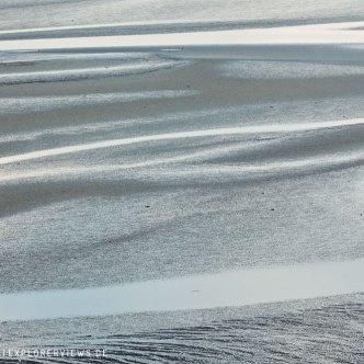 Wasser Linien abstrakte Fotografie