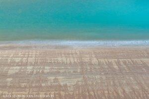 Beach Structures Blue