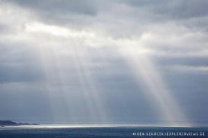 Cap Erquy Sun Beams 0097