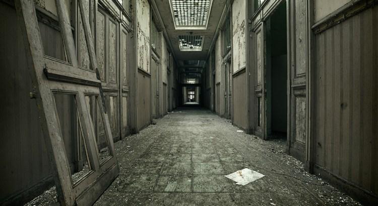 Lost Places Bureau Central