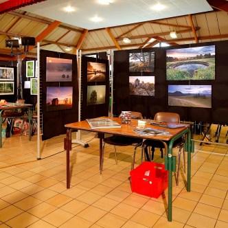 Ausstellung Pontorson Baie Saint Michel