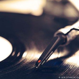 Plattenspieler Vinyl Junkie