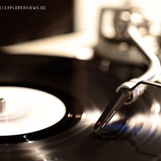 Vinyl Plattenspieler