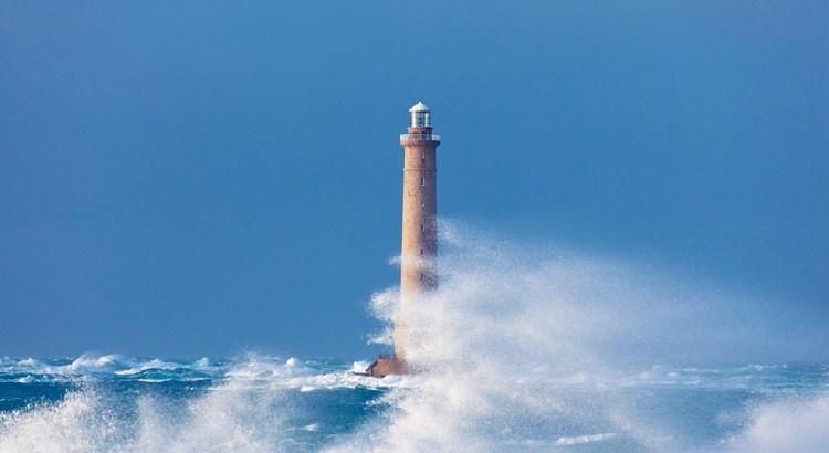 Leuchtturm Normandie 0884