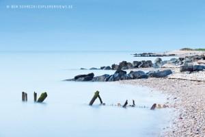 Küstenschutz Normandie