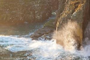 Wellen am Cap Frehel 6786