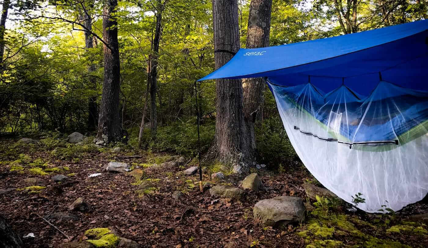 Best Camping Hammocks Ultralight And Portable By Serac