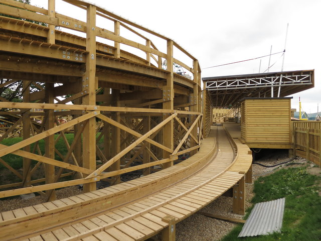 Scenic railway, Dreamland Margate © Oast House Archive :: Geograph ...