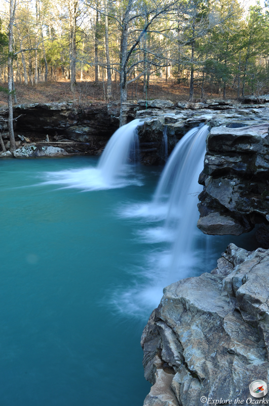 Falling Water Falls Ozark National Forest Explore The