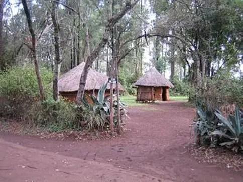 visit Kenya by exploring the cultural center of Bomas in Nairobi