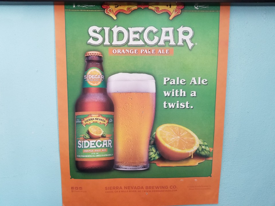 beer posters to decorate your mancave