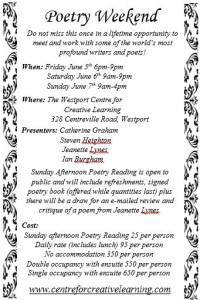 poetry weekend 4x6 1
