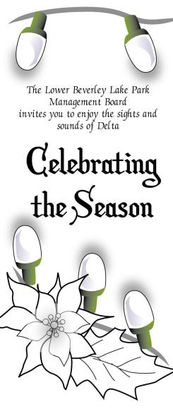 Celebrating the season
