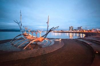 reykjavik sulpture Iceland