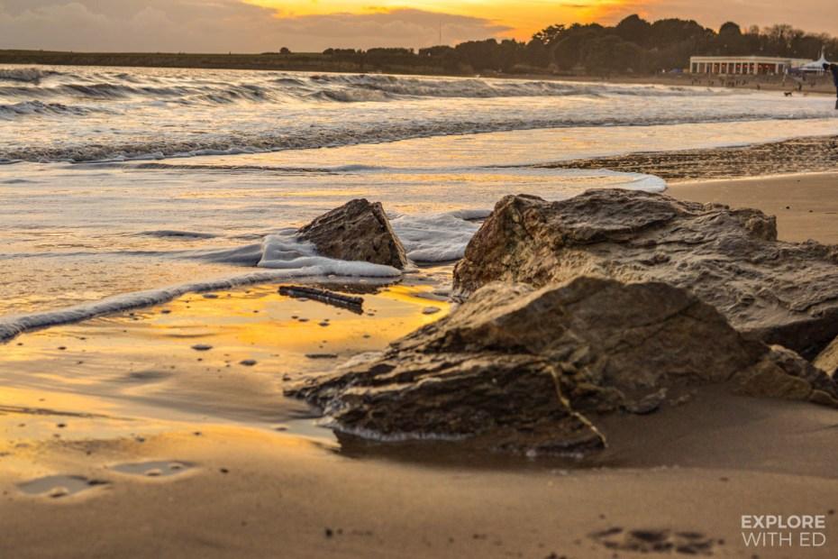 Barry Island beach 'Barrybados'