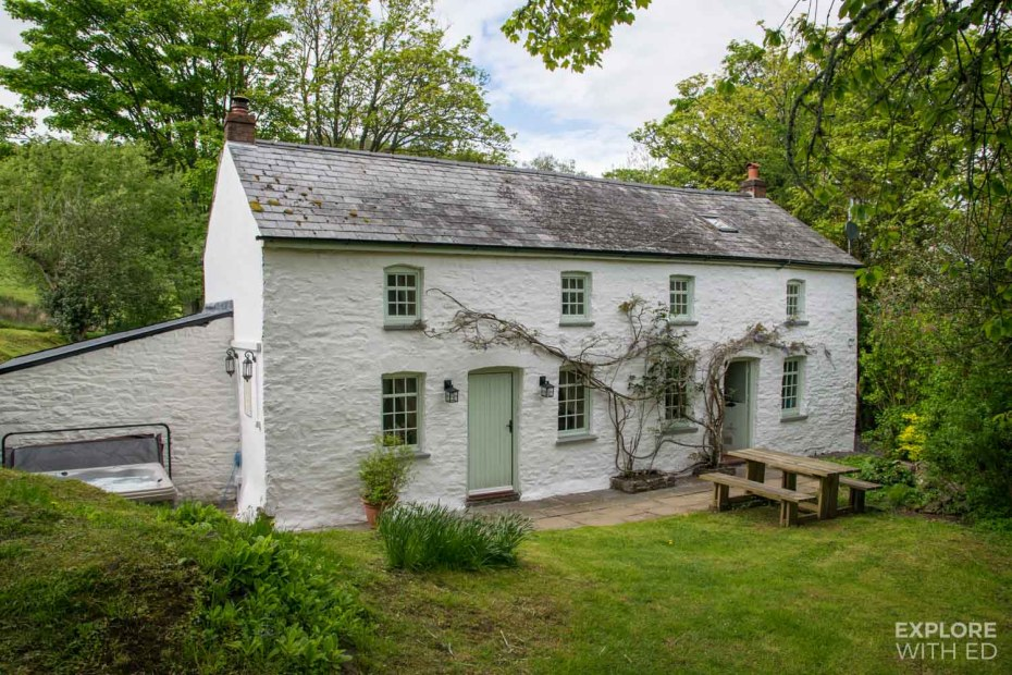 Charming cottage to stay in Brecon Beacons, Wales