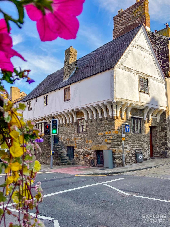 Conwy Medieval Building