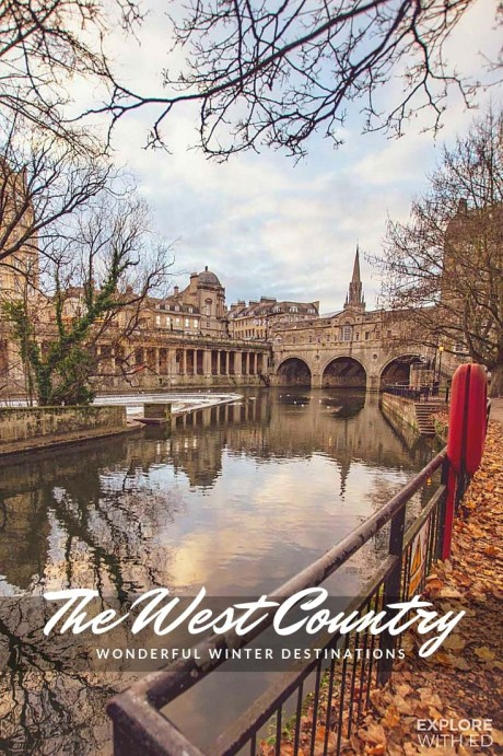 A list of wonderful places to explore in The West Country, including Bath