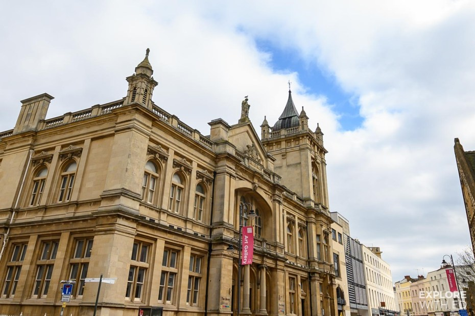 A visit to The Wilson Art Gallery and Museum in Cheltenham