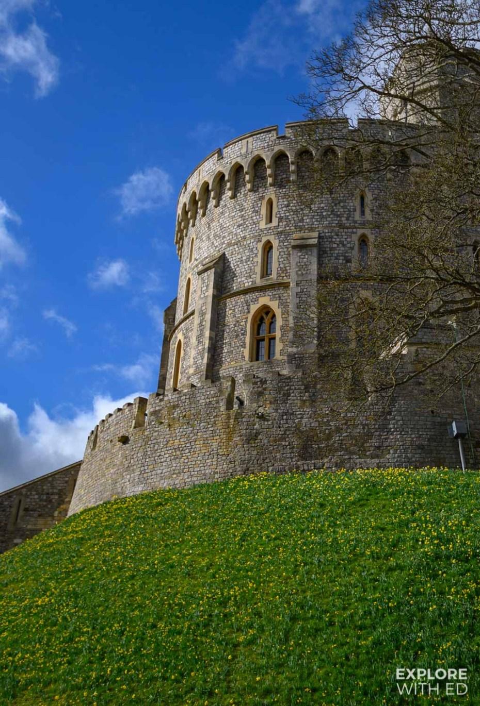 Windsor Castle Keep