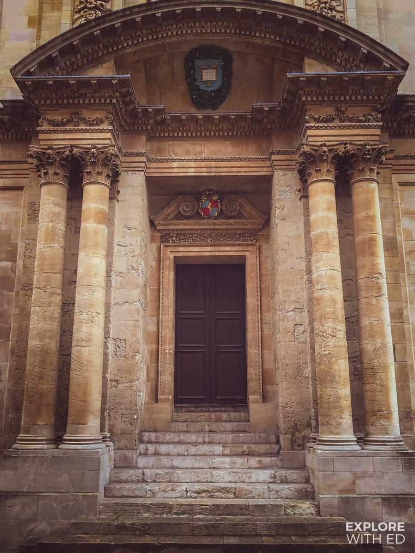 Oxford's beautiful architecture