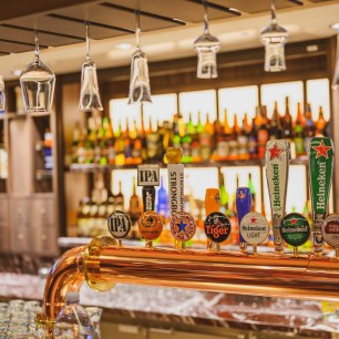 Master of the Sea pub on MSC Bellissima