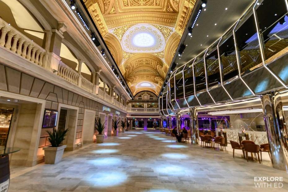 MSC Bellissima Galleria