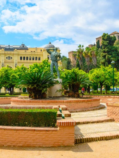 Stunning photo spots in Malaga, Spain