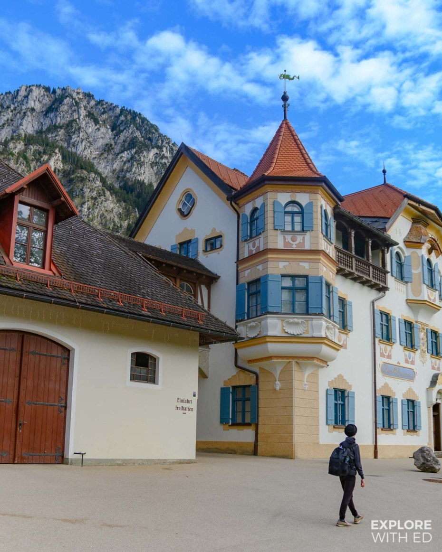 Hotels and restaurants in Hohenschwangau