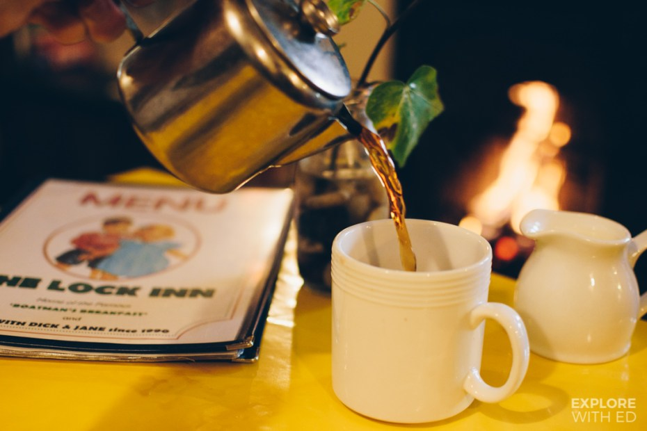 Places for tea in Bradford-on-Avon