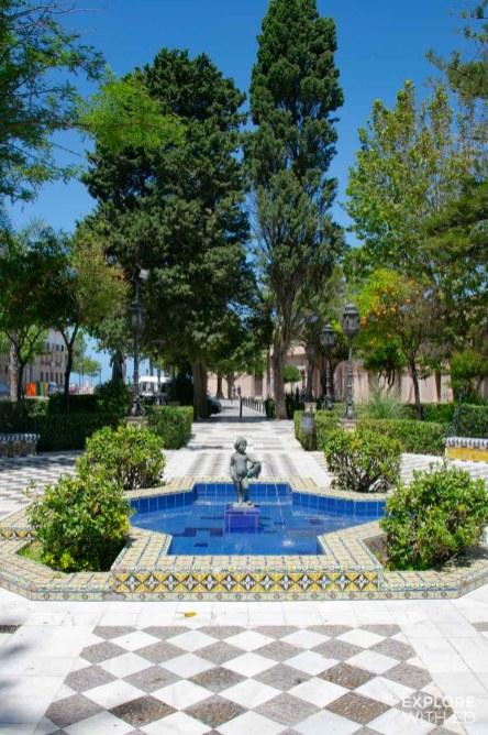 gardens of Alameda Apodaca