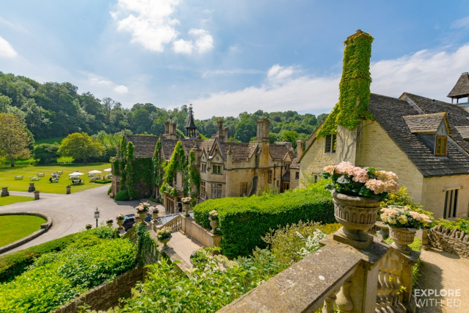 The Manor House and Golf Club in Castle Combe