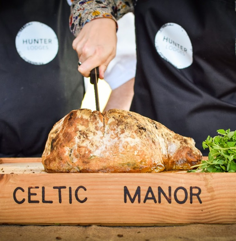 Celtic Manor Recipes, Easter Cooking