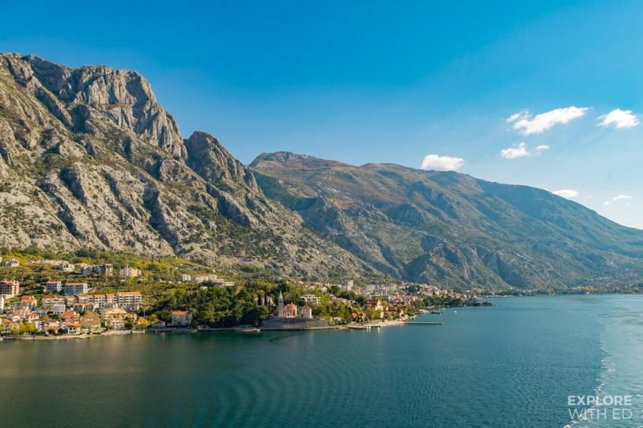 Cruise through Kotor Bay